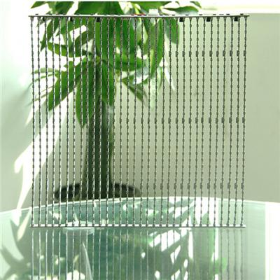 P15 Outdoor Curtain Transparent LED Display