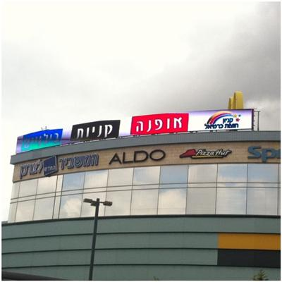 P16 Advertising LED Billboard Display
