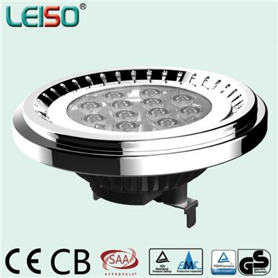 LEISO Classic Design 12.5W G53 Base 80Ra 2700K 3000K 4000K 5000K Color Temperature - Accept Customization