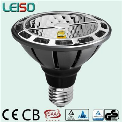 LEISO New Design SCOB 15W Dimmable And Non-dimmable 80Ra 90Ra Short Neck Shape Floor Light LED PAR30 - Best Selling