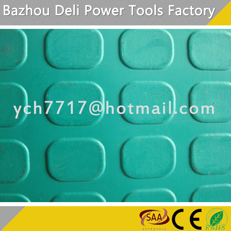 Industrial Floor Mats Coin-Grip Rolls PVC Flooring