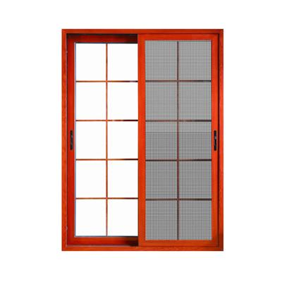 Quality Guaranteed Aluminium Sliding Door With Mosquito Net