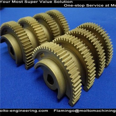 Precise Cheap Power Transmission Shaft and Worm Gear Cutting