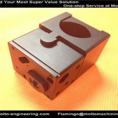 CNC Machined  custom enclosure Parts for medical device