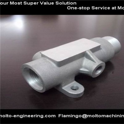 Good Customized Aluminum Investment Casting Machinery Part