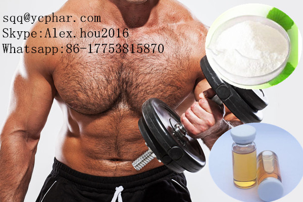 Best Quality No Side Effects Testosterone Acetate CAS: 1045-69-8