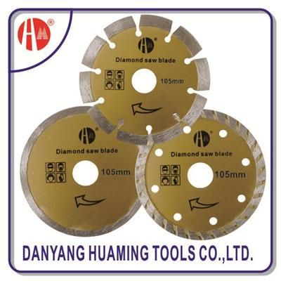 HM09 Cold Press Marble Cutting Saw Blade