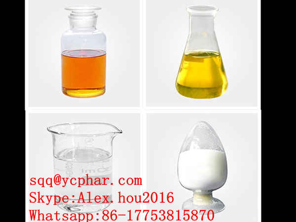 Fat Burning 4-Chlorotestosterone Acetate Turinabol Clostebol Acetate with High Purity CAS 855-19-6