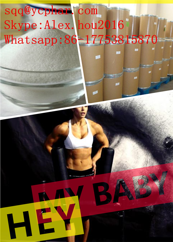 99% Anabolic Steroid for Muscle Building Mestanolone Ace CAS: 521-11-9