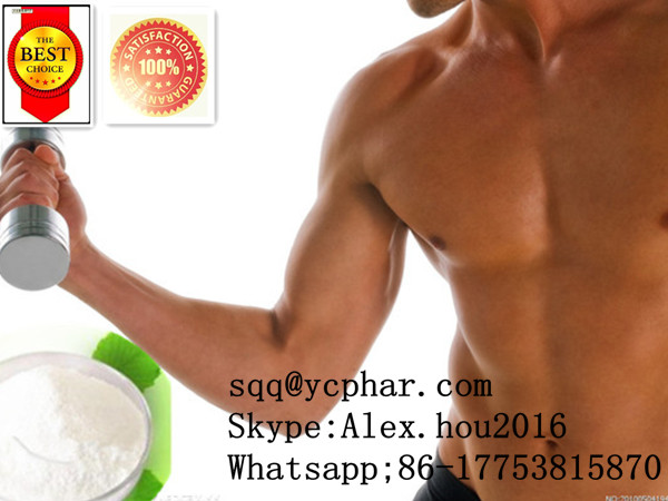 Oral Anabolic Steroid Mesterolone Proviron for Male Enhancement CAS 1424-00-6