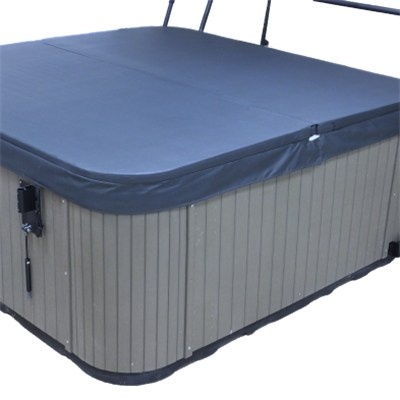 Fabric Insulation Outdoor Spa Cover