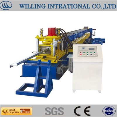 Edge Roll Forming Machine