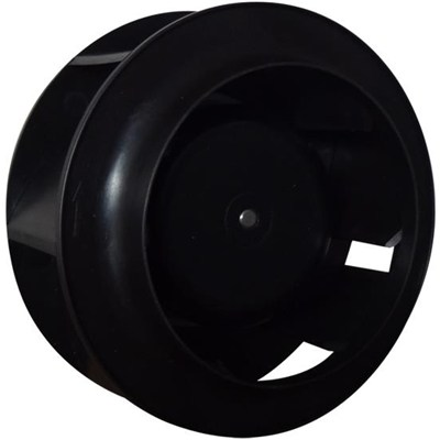 230VAC Centrifugal Fan With Backward Curved Blades Backward Curved Impellers