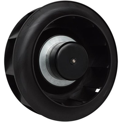 Backward Curved Plastic Blade Centrifugal Cooling Fans For Cabinet Refrigeration