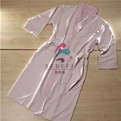 High Quanlity Microfiber Bathrobe For Hotel
