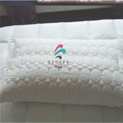 100% Cotton Hotel Luxury Quilted Pillow Case