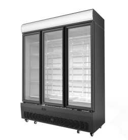 HONUS GM20-Sn/ GM30-Sn/ GM36-Sn/ GM45-Sn Glass door refrigerated display cabinet For Sale