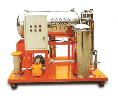 JT Series Collecting Dehydration Oil Purifying Purifier