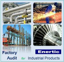 China industrial fan/forging/foundry/casting factory audit service