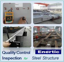China steel structure/pipe/tube/pump shop inspection,preshipment inspection,quality control service
