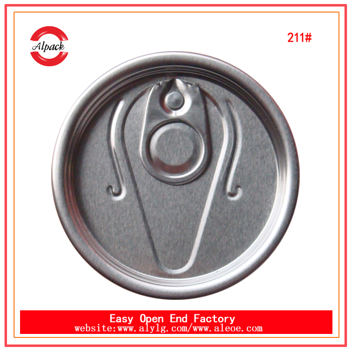 211# petrol easy open end