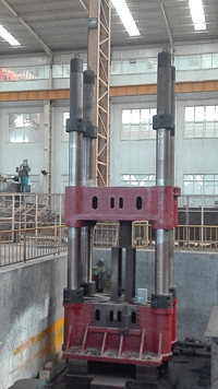 used open die forging hydraulic press