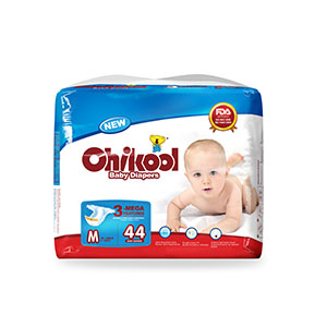 Super absorbent baby diaper  Good Quality,Chikool baby diaper factory