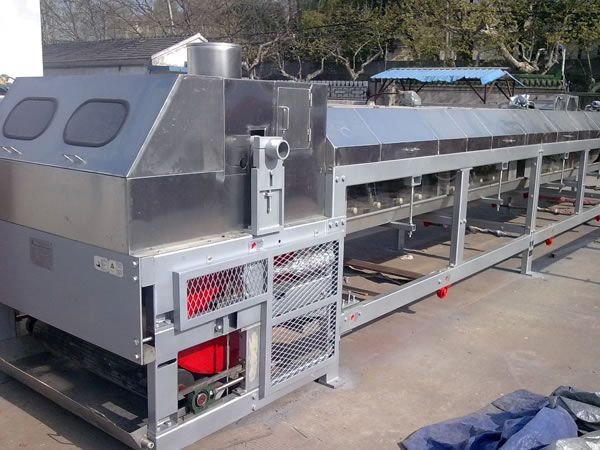Rotary Steel Belts Granulation Machine/pastillator  Melting Granulator