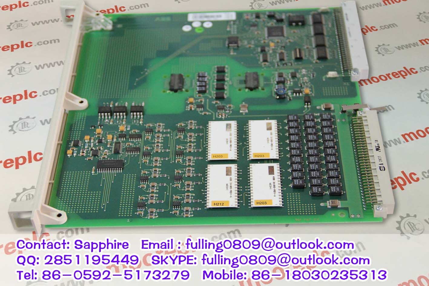 F8621/A plc CPU module on sale
