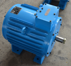 variable frequency AC electric motor for trolley locomotives made in China AC motor for mining locomotive
