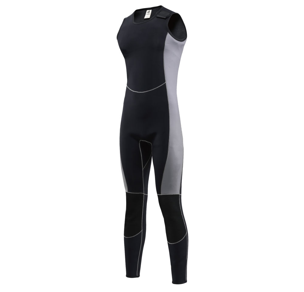 4mm long john neoprene wetsuit for swimming