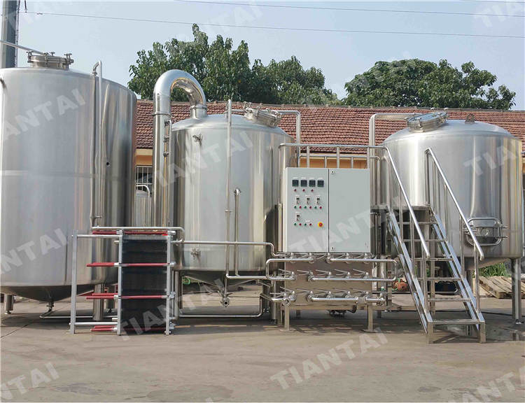 40BBL Stainless steel fermenter