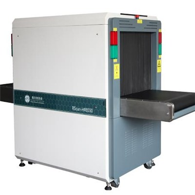 RScan-HR 6550 Multi-energy X-Ray Security Scanner