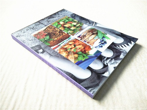 Perfect cheap binding brochure printing from china