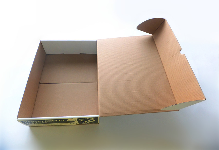 Cheap corrugated packing carton printing kraft paper carton printing in china