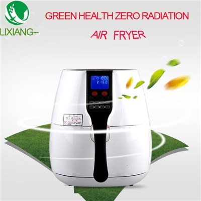 High Quality Low Price Oil Free Hot Air Fryer Chicken Deep Fryer Machine Electric Deep Fryers For Household