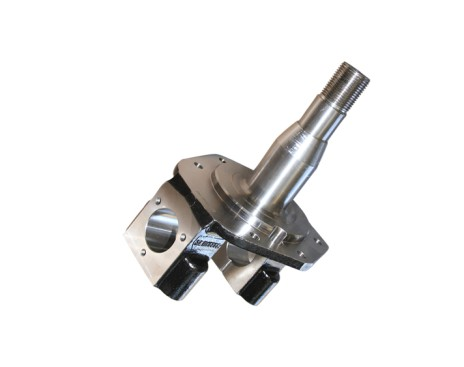 OEM forging auto knuckle with high quality for truck and bus
