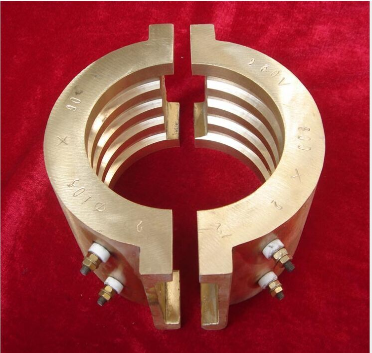 Hot-sales electric casting brass band heater