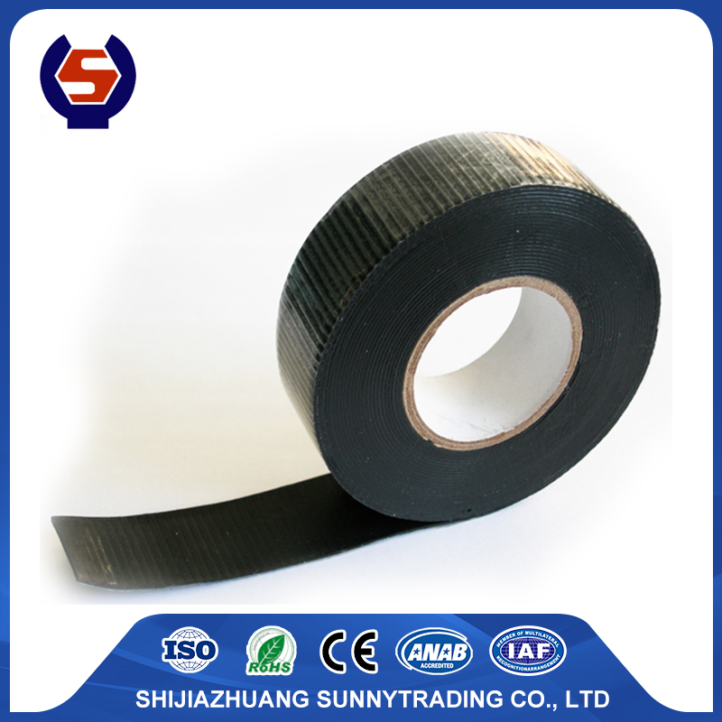 high voltage 35KV white rubber splicing tape self fusing