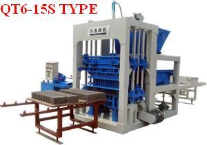 block making machine,brick making machine ,concrete brick machine