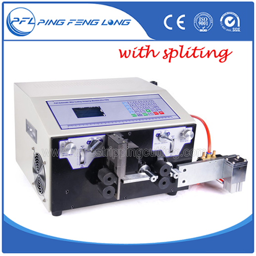 PFL-08 Wire stripping and cutting and spliting machine