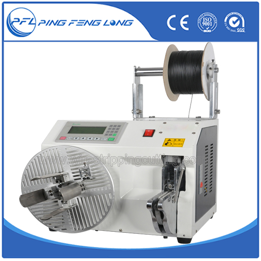PFL-1080 Power cable wire winding and tied machine