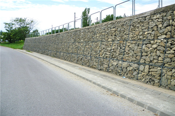Hexagonal Wire Mesh Gabion Basket Box