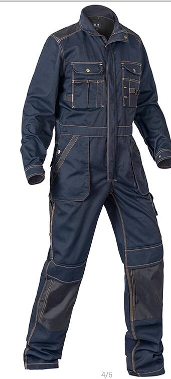 Mens Workwear Coverall B135