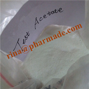 Testosterone Acetate bodybuilding steroid rina@pharmade.com