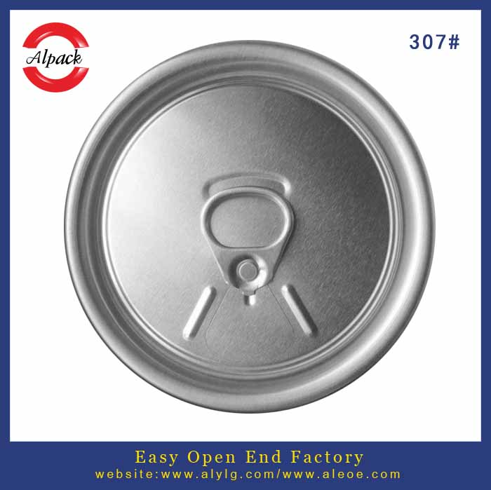307 beverage easy open lids