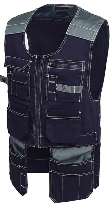 Mens Workwear Vest B208