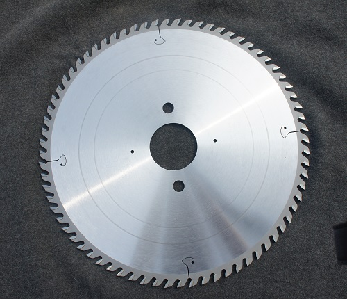 High speed panel saw cutting blade for melamine sizing