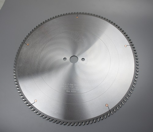 Hot Practical High quality tct circular saw blades cut aluminum