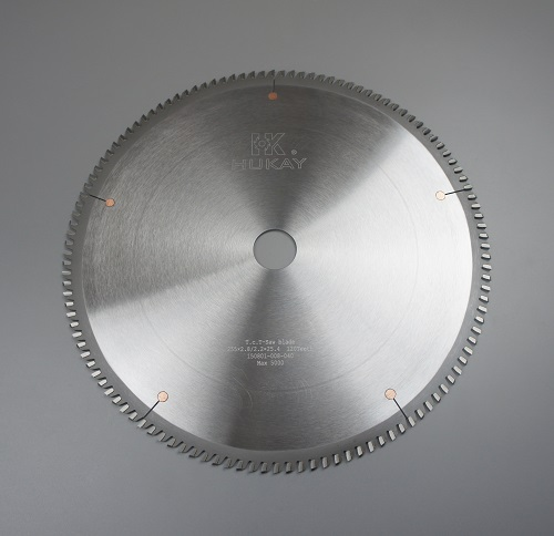 Faster smooth cutting saw blade aluminum alloy and non ferrous metals